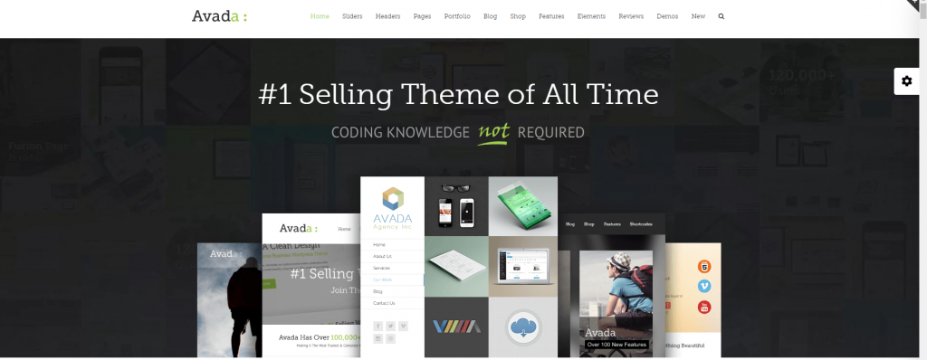 Avada wordpress theme- magicwithwp