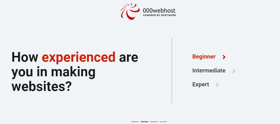 experience of wordpress