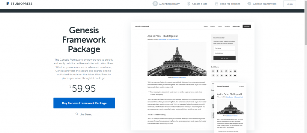 genesis framework-magicwithwp