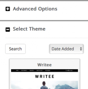 Advanced Opt and Theme