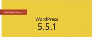 WordPress 5-5-1 Update | WordPress 5.5 Broken Website Fix